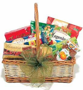 Wedding Gifts Delivered Ireland : Best Irish Gourmet Gift Baskets : Ireland Gourmet Hampers - Click ...